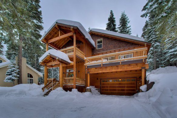 truckee luxury homes