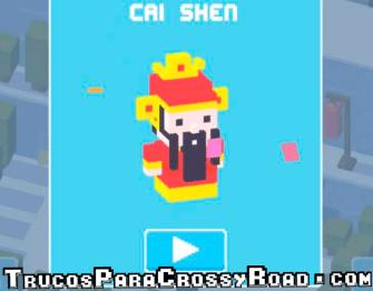 Como Desbloquear al Chino Cai Shen