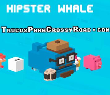 Desbloquear a Hipster Whale