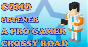 como desbloquear al jugador pro o pro gamer