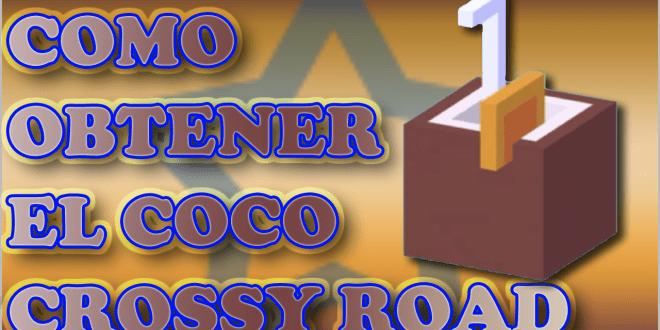 Desbloquear al coco en Crossy Road
