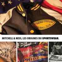 Mitchell & Ness : les origines du sportwear