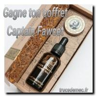 [Concours Inside] Daandi t'offre un coffret cadeau Captain Fawcett