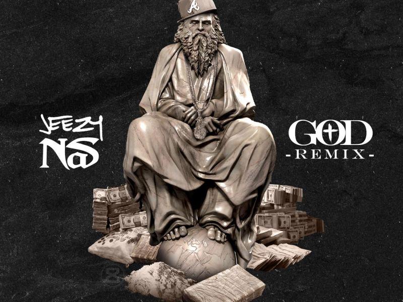 Jeezy - God (Remix) ft. Nas