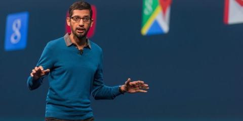 Google I/O 2016 - Sundar