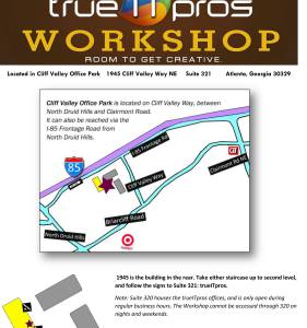 trueITpros Workshop Directions1 241x300 New Addition: trueITpros Workshop