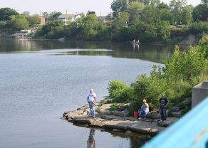 Belleville_Michigan_Fishing_on_Lake_Edison