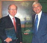 William Creaseman and Phillip Desaia ON Gyne Award