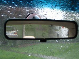 Rear-view_mirror