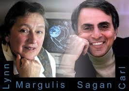 Lynn MArgulis Carl Sagan