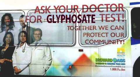 Ask Your Doctor for Glyphosate Test