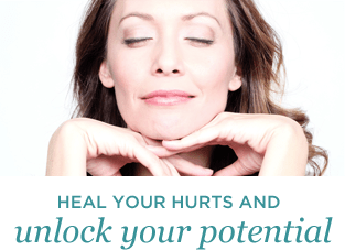 Heal Your Hurts and Unlock Your Potential