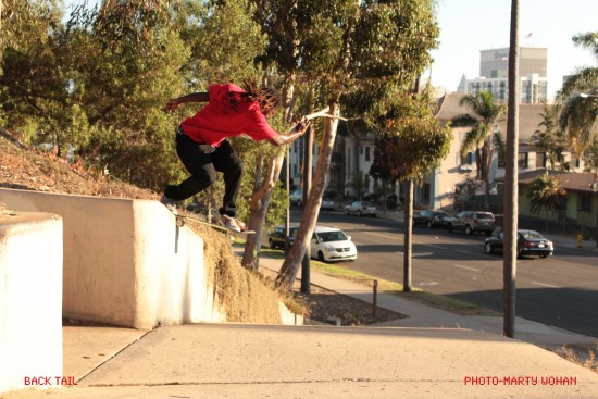 Back tail  by marty wojahn 1