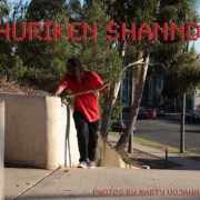 Shuriken Shannon cover