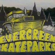 Evergreen in Belding