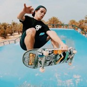 Skateboarding In The UAE | Vans Germany/Austria
