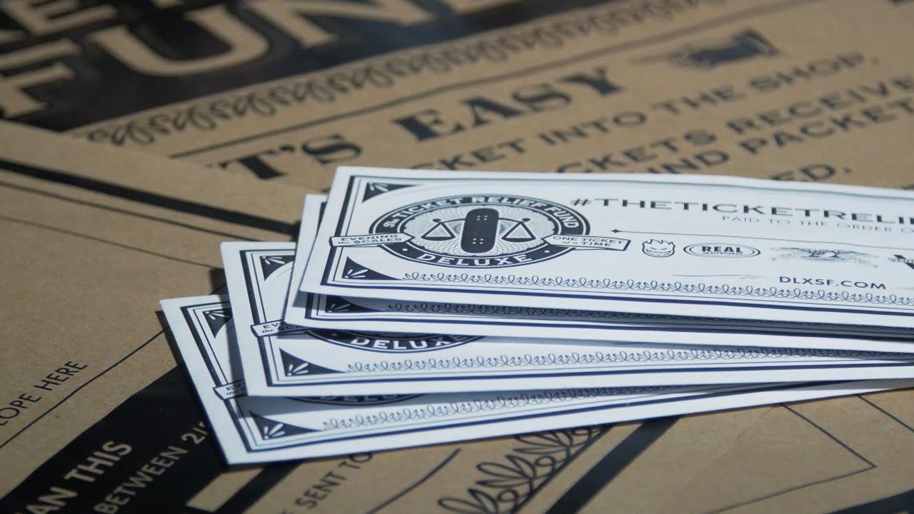 DLX – The Ticket Relief Fund