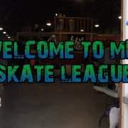 Maryland Skate League 2016 Stop #1