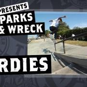 Thunder Trucks Parks & Wreck: Hardies Hardware