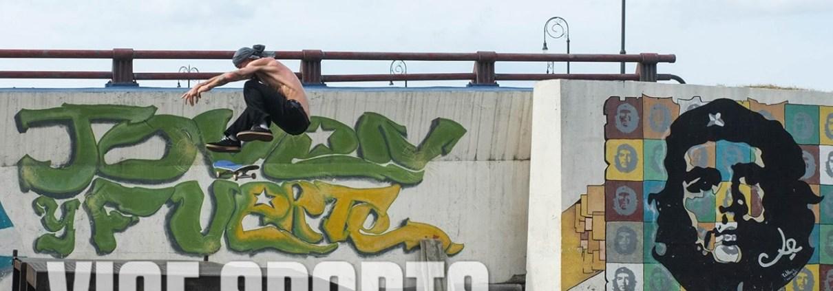 Exploring Cuba's Skate Culture