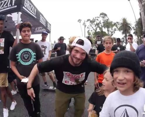 Grizzly x Andale Bearings Cookout / Demo
