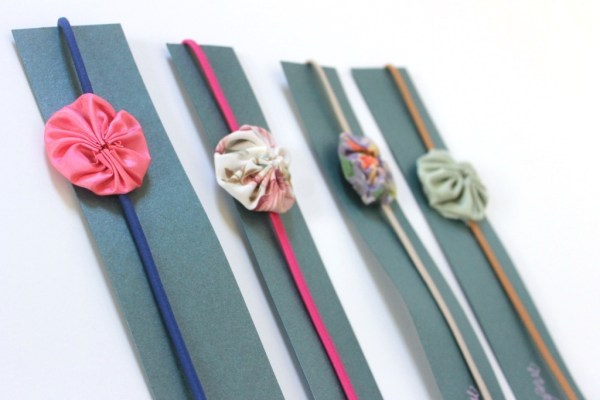 Small Flower Headbands for Girls and Women