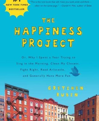 What I'm Reading: The Happiness Project
