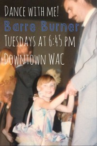 Barre Burner at downtown WAC