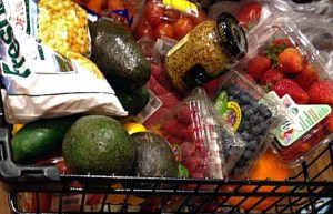 Fruits and Veggies for 2014 Clean Eating Challenge