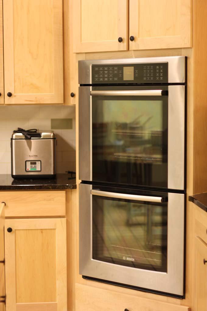 Fall 2014 Culinary School Oven