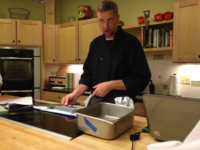 Knife Skills at Braise Milwaukee