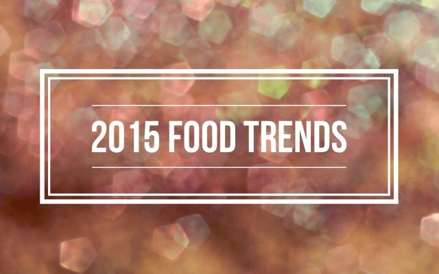 The Supermarket Guru Discusses 2015 Food Trends