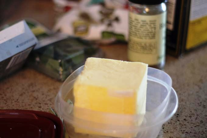 It takes a lot of butter to make a holiday...