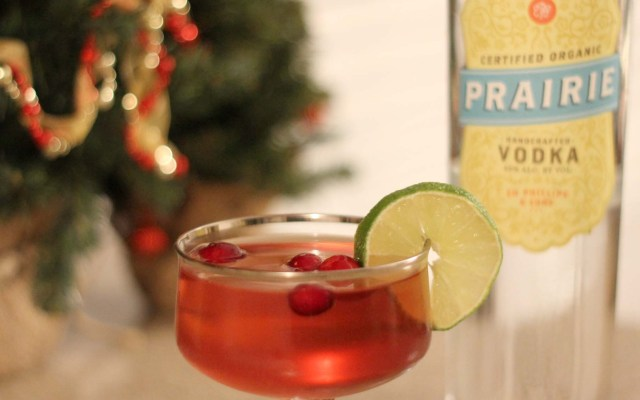 Moscow Turkey – A Perfect Holiday Drink
