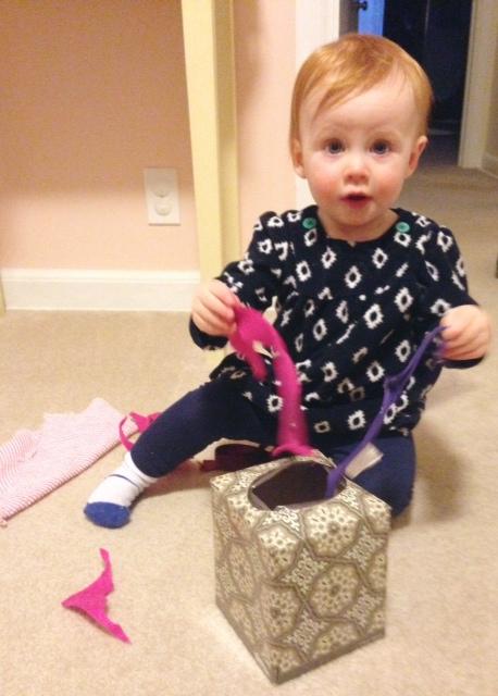 DIY Baby Toy
