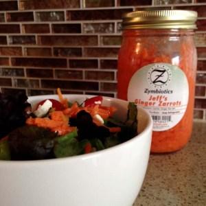 Zymbiotics Ginger Zarrots