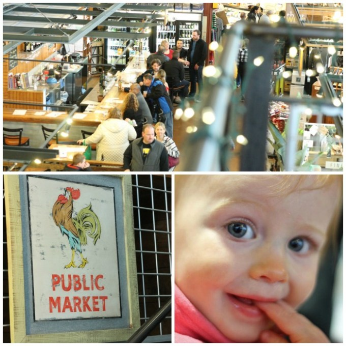Milwaukee Public Market on Mother's Day 2015