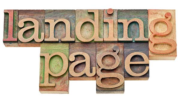 Self-Publishing Marketing Landing Pages