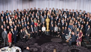 #OscarsSoWhite, Because #HollywoodSoWhite — and Male