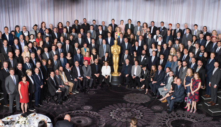 The annual Oscars luncheon at the Beverly Hills Hilton. (Photo: Academy of Motion Picture Arts and Sciences)