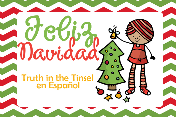 Truth in the Tinsel ebook now available in Spanish!
