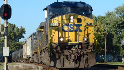 csx-train