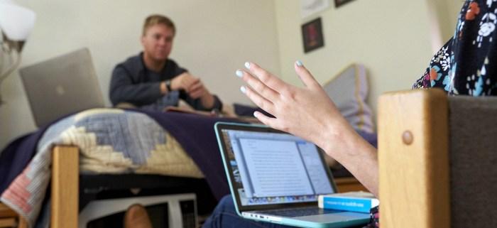 College Dorms: A New Front For Obama's Battle Over Transgender Rights