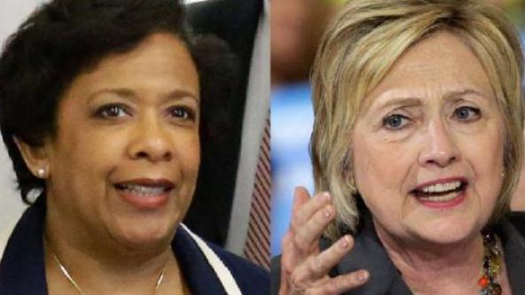 NYT: Hillary Clinton 'May Decide' To Keep Loretta Lynch As Attorney General