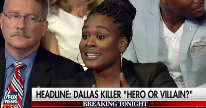 Chicago Black Lives Matter Activist: 'We Need To Abolish The Police' (Video)