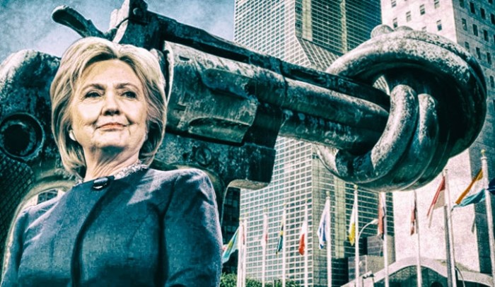 Hidden Camera:  Clinton Delegate Reveals Hillary's Gun Grab Plot (Video)