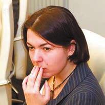Анна Абалкина, канд. экон. наук, член совета Общества научных работников