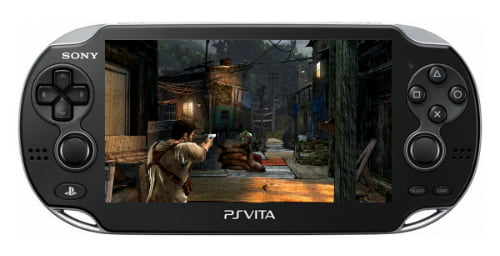 TNP PS Vita uga TEST   Uncharted Golden Abyss PSVita