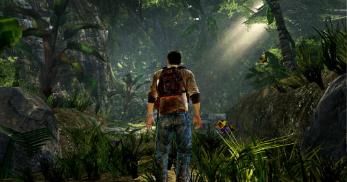 TNP UGA02 TEST   Uncharted Golden Abyss PSVita