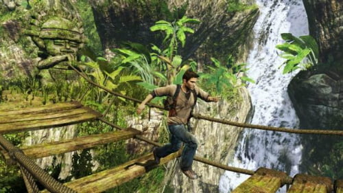 TNP uga01 TEST   Uncharted Golden Abyss PSVita